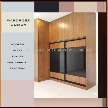 SLIDE WARDROBE BEDROOM