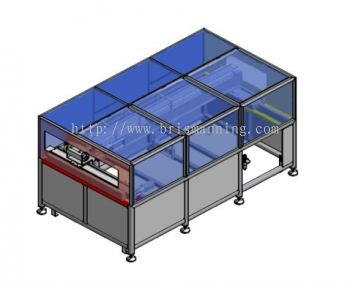 1 to 3 Diversion Conveyor System