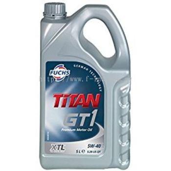 TITAN GT1 SAE 5W-40