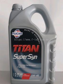 TITAN Supersyn SAE 5W-40