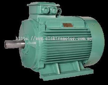 OptIMity-x 3-phase induction motors (Leroy-Somer)