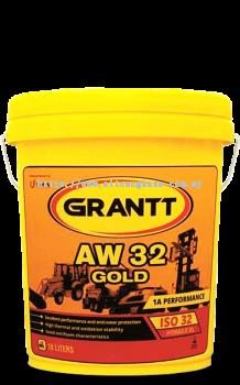 GRANTT AW 32 GOLD