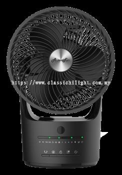 Alphafan Vona 360 Table Ventilator Fan Air Circulator With Remote Control