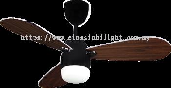 """NSB Fan Wiwi 3 Blade AC Motor 38"""" Ceiling Fan"""
