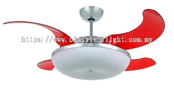 """NSB Fan Vento Mela AC Motor 46"""" Ceiling Fan"""