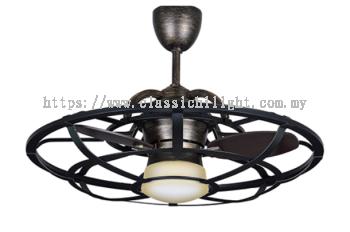 """NSB Fan Nexa AC Motor 26"""" Ceiling Fan"""