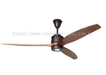 """NSB Fan Ovio DC Motor 60"""" Ceiling Fan"""