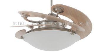"""NSB Fan Vento Sole DC Motor 46"""" Ceiling Fan"""