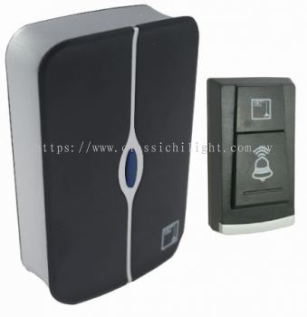 Yetplus A303 DIGITAL WIRELESS DOORBELL