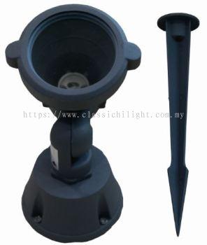 Yetplus KE0106 GU10 Spike Fitting