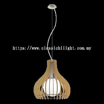 Eglo 96214 Ceilling Pendant Light