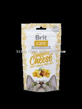 Brit Care Cat Snack Truffles Cheese 500g