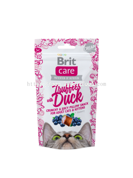 Brit Care Cat Snack Truffles with Duck & Blueberry 500g