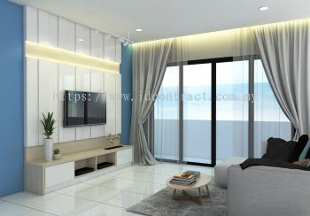 Residential - Apartment ( Paradigm mall )