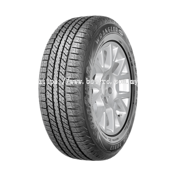 225/60R17 Goodyear Wrangler TripleMax