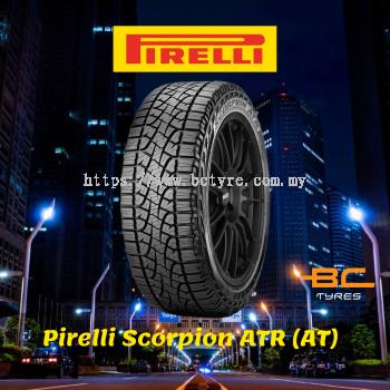 265/60R18 Pirelli Scorpion ATR [ AT ]