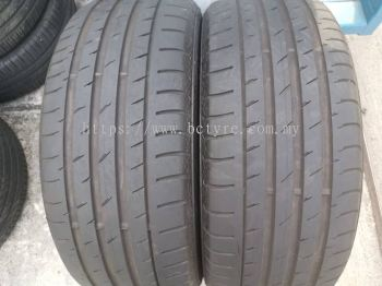 245 45 19 #CONTINENTAL #CSC3 #RFT -TAYAR SECOND (TOP QUALITY)