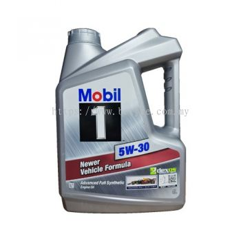 Mobil 1 5w30 Advanced Fully Synthetic Engine Oil
