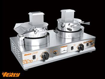 VBG-702 Gas Popcorn Machine-2