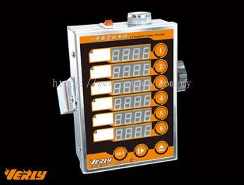 VTS-6 6 Lines Timer System