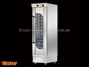 VF-15 15 Tiers Electric Leavening Chamber