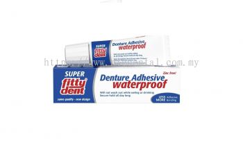 Fittydent Denture Adhesive Cream 40g
