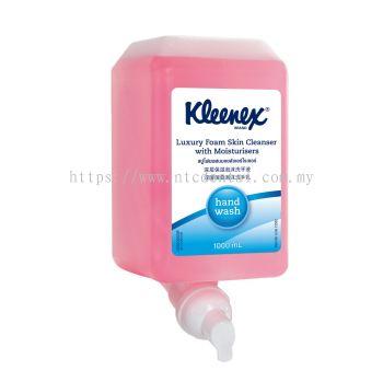 KLEENEX GENERAl Luxury Foam Skin Cleanser #12552