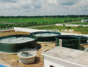 YHR Bolted Tank