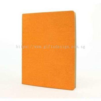 Denim PU Notebook
