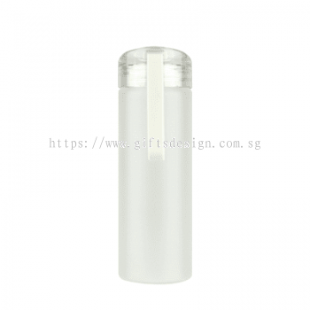 Austin Frosted Glass Bottle