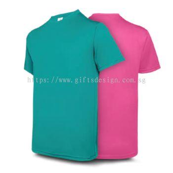 Crew Neck T-Shirt (Unisex)