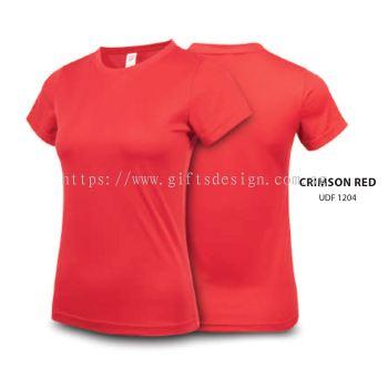 Crew Neck T-Shirt (Female Cut)