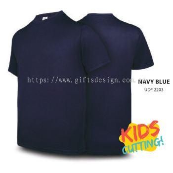 Crew Neck T-Shirt (Kids Cut)