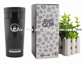 Stainless Steel Double Wall Coffee Tumbler