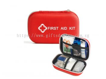 Fully Equipped Hard Case First Aid Emergency Kit