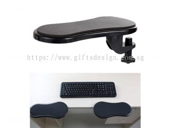 Swivelable Ergonomic Desk Armrest