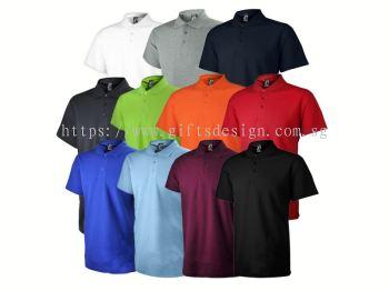 100% Cotton French Design Polo Shirt (Unisex)