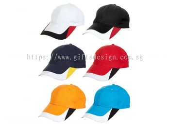 Baseball Cotton Brush Cap
