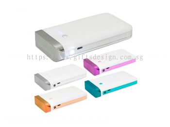 10,000 mAh Dual USB Port PowerBank