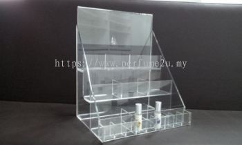 PERFUME RACK FOR ROLL ON