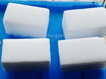 Block Dry Ice - 11KG with 4 pcs