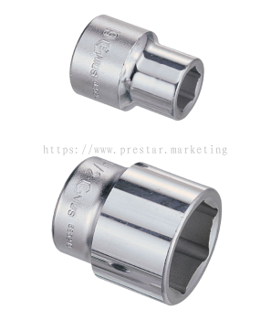 "(G01-19) 3/4"" HAND SOCKET (6 POINT)"