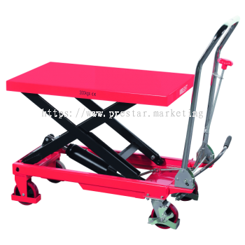 S02-HLT300 / 500 - HYDRAULIC LIFT TABLE (300 / 500 KG)