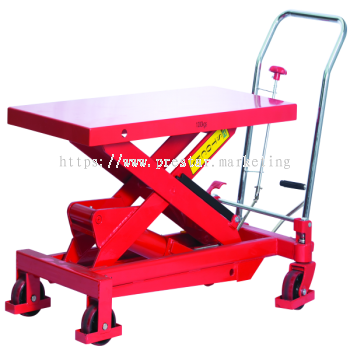 S02-HLT750 / 1000 - HYDRAULIC LIFT TABLE (750 / 1000 KG)