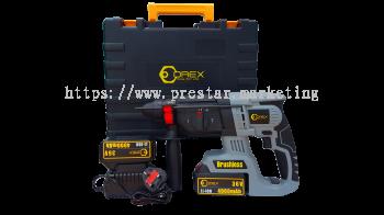 OREX - CORDLESS ROTARY HAMMER DRILL
