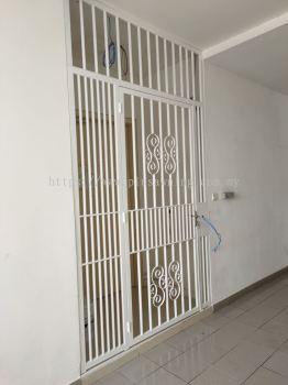 Grill Door @280 Park Homes Puchong Prima