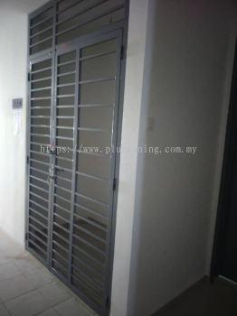 Grill Door @Lavender Residence, Sungai Long, Kajang