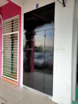 3mm Iron Plate Door @Jalan Cyber Valley 1a/1, Dengkil, Selangor