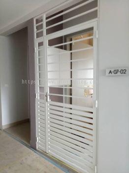 Grill Door @Residensi Sanctuary Apartment, Bukit Jelutong, Shah Alam
