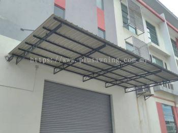 Industrial Roofing @Seksyen 15, Shah Alam, Selangor
